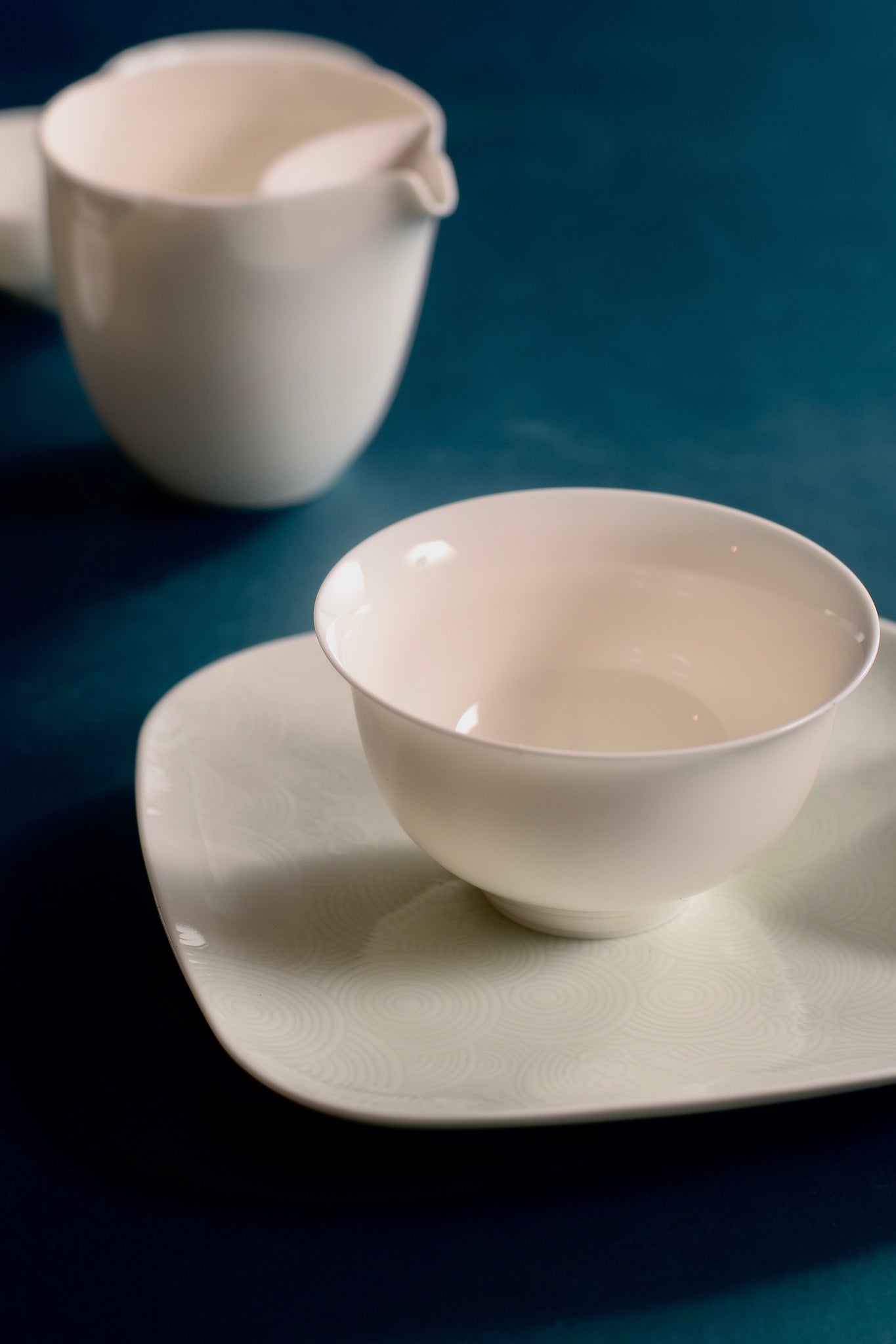 Blanc De Chine Gaiwan Teasets Tradition Style Oolong Tea|Best Ceramics