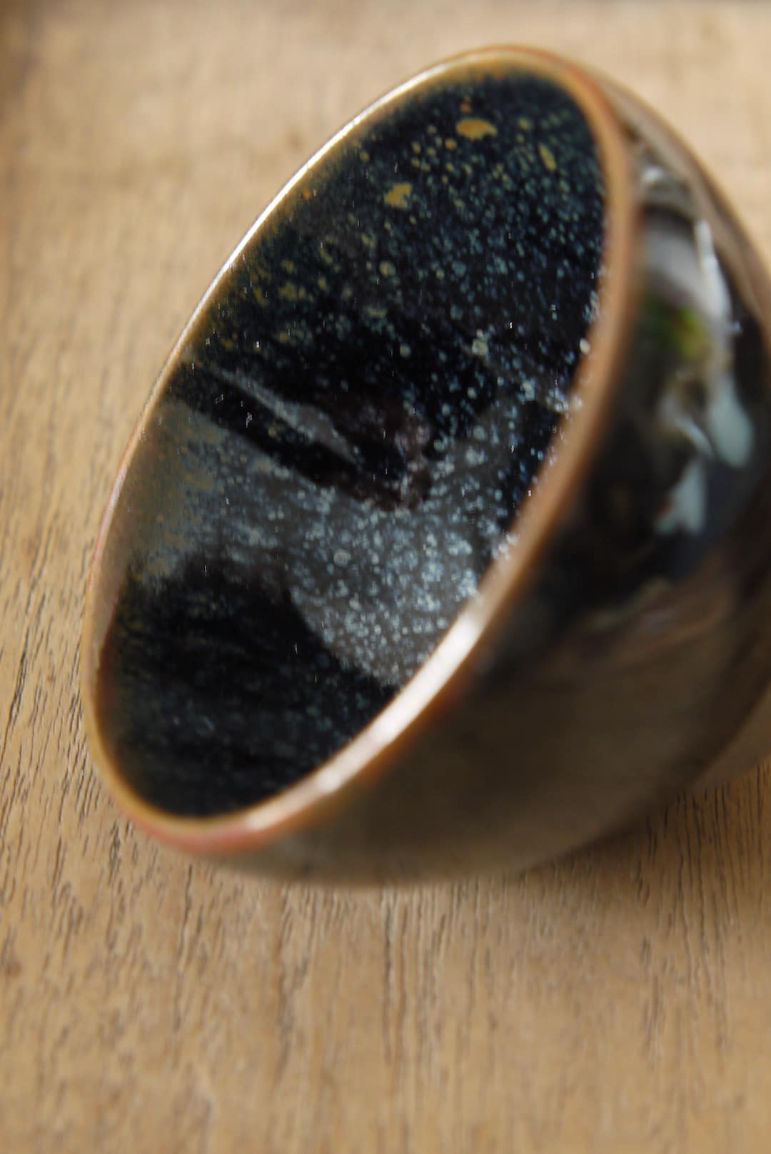 Japan Style Black Oil Spot Tenmoku Jian Ware Teacup|Best Ceramics