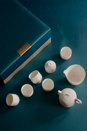 Blanc De Chine Gongfu Teaset Chinese Tradition White Tea|Best Ceramics