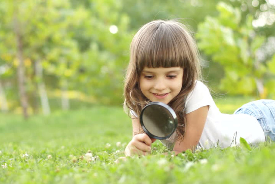 Best Activities for Kids Using Magnifying Glasses [3 Quick Options]