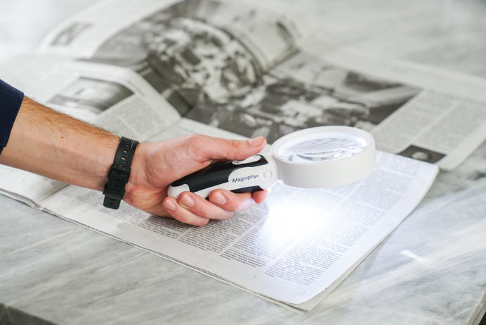 Portable Magnifiers: The Perfect Visual Aid on The Go