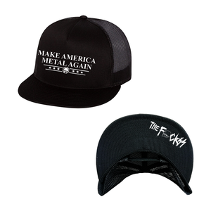 Make America Metal Hat