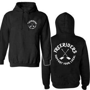 Support Freeriders Hoody