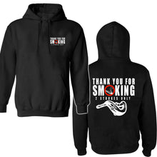 Thank You For Smoking Hoodie