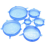 Stretch & Seal Silicone Lids