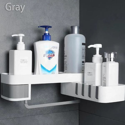Rotating Shower Shelf