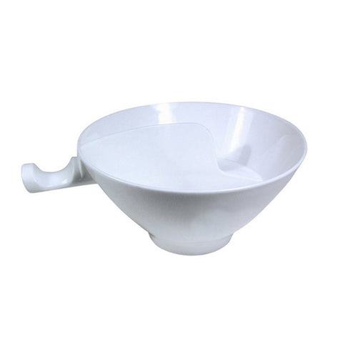Creative Handle Separated Bowl