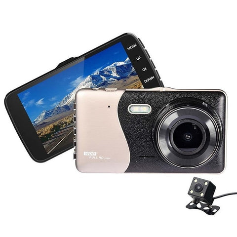 1080P Car Dash Camera + Records Everything While You Drive+ Night Vision+ G-Sensor Auto Recorder