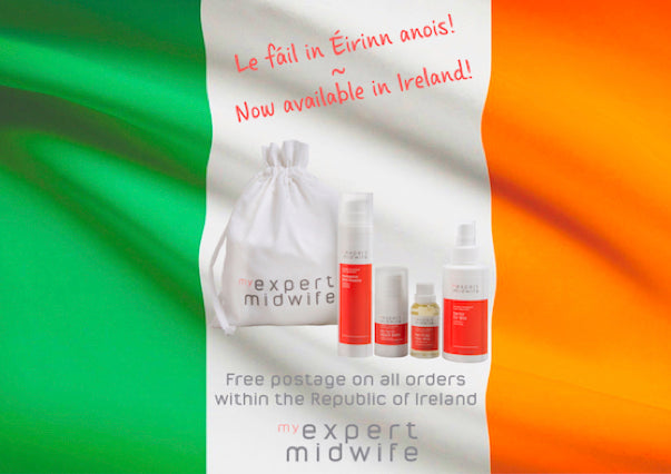 Midwife Developed, Mum Approved:  My Expert Midwife now available in Ireland