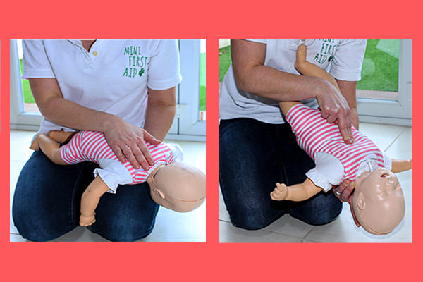 First Aid for Babies and Young Children