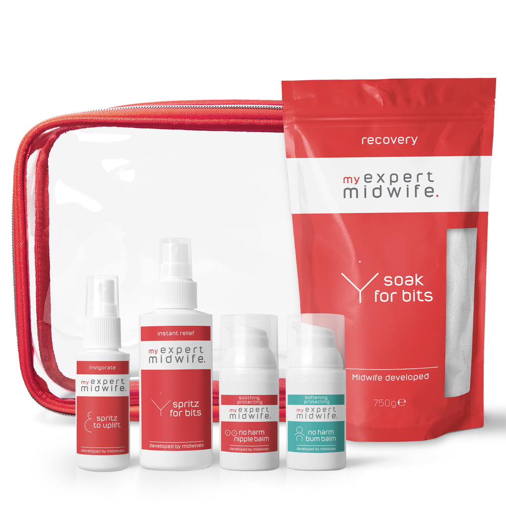 Hospital Bag Set - SAVE 25%
