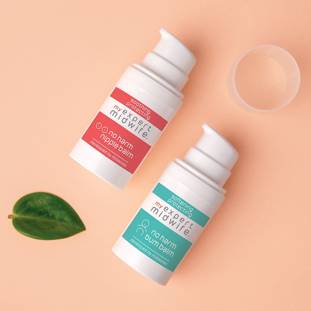 Mum + Baby Balms - save 10%