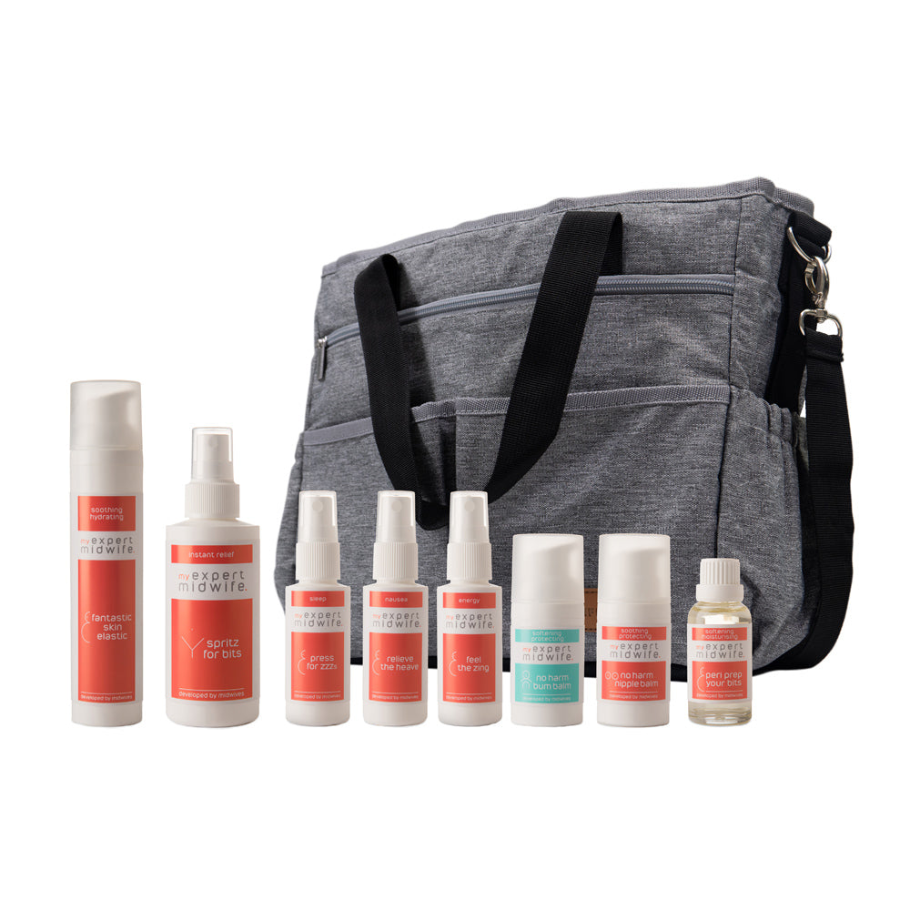 Limited Edition Ultimate Hospital Bag - (worth €209.00*)
