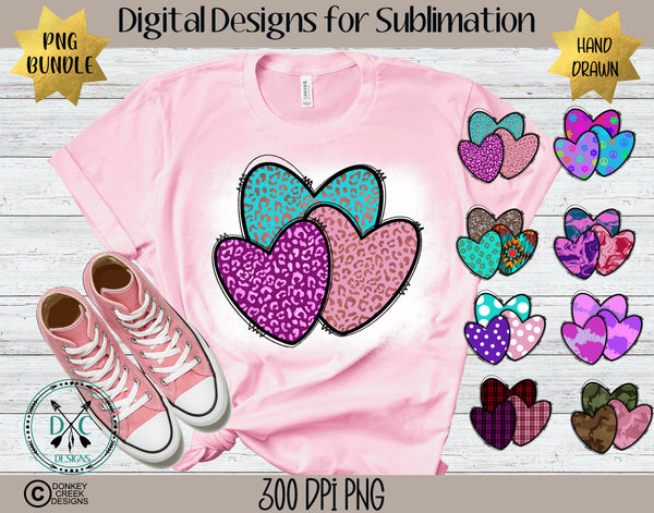 Valentine's Day Sublimation Bundle