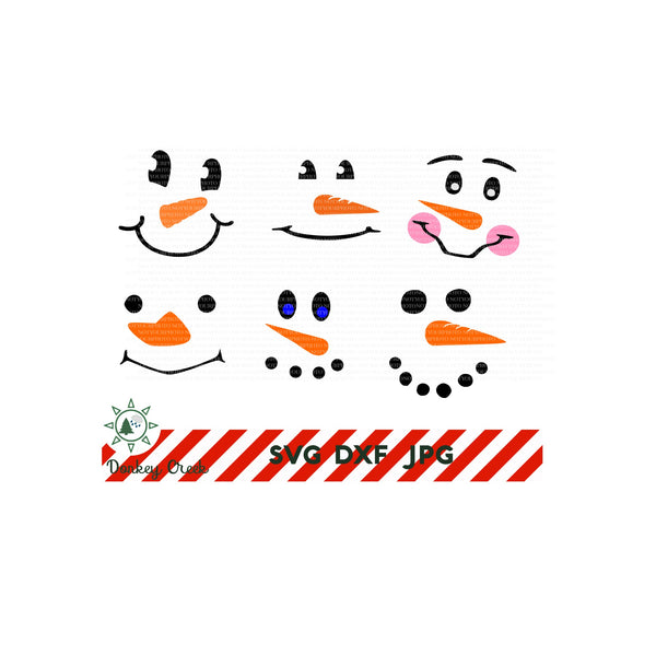 Snowman SVG Bundle