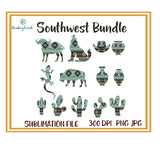 Southwest Sublimation Bundle