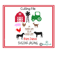 Farm Life SVG Bundle