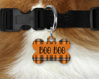 Halloween Pet Tag Sublimation Template Bundle