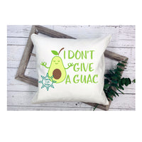 I don't Give A Guac SVG