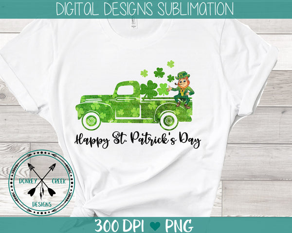 St. Patrick's Day Sublimation File