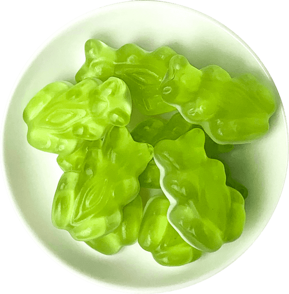 Green Apple Frogs - CONFEITTO