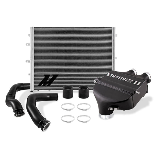 Mishimoto 2015+ BMW F8X M3/M4 Performance Air-to-Water Intercooler Power Pack