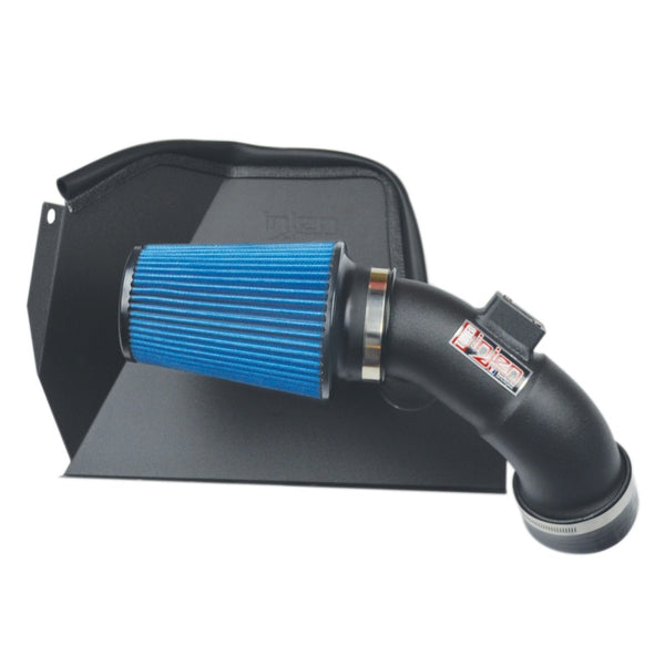 Injen 16-19 BMW 340i/340i GT 3.0L Turbo Wrinkle Black Cold Air Intake