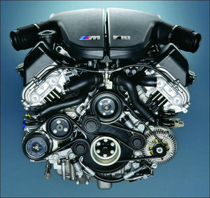 BMW S85 Engine