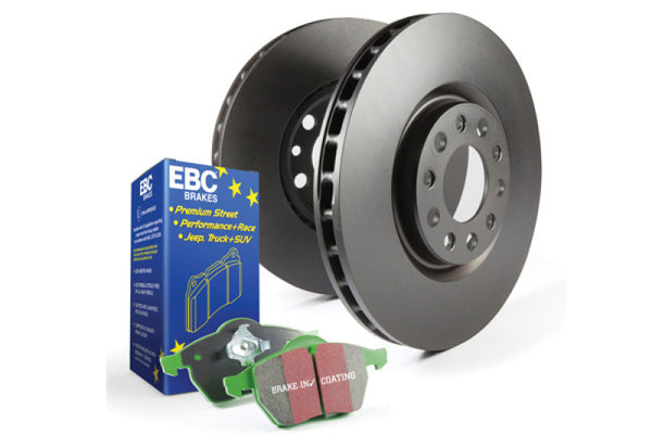 EBC S11 Kits Greenstuff 2000 and RK Rotors