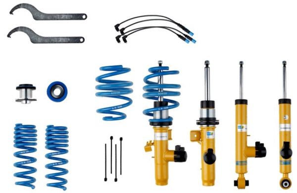 Bilstein B16 (DampTronic) 13-15 BMW 335i xDrive Front and Rear Suspension Kit