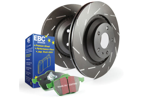EBC S2 Kits Greenstuff 6000 and USR Rotors