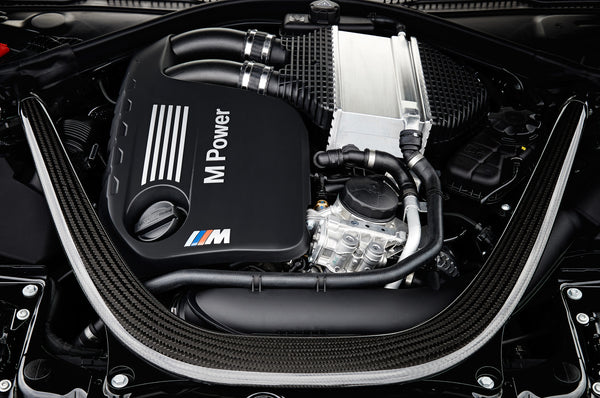 BMW S55 Engine