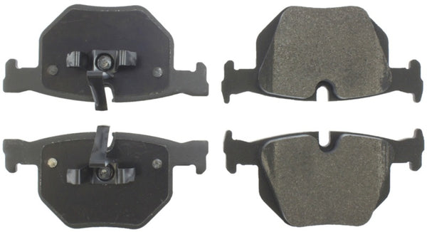 StopTech Street Touring 06 BMW 330 Series (Exc E90) Series Rear Brake Pads