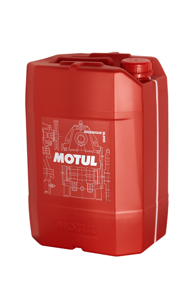 Motul Transmission GEAR 300 75W90 - Synthetic Ester - 20L Orange Jerry Can