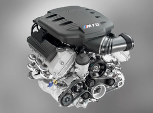 BMW S65 Engine