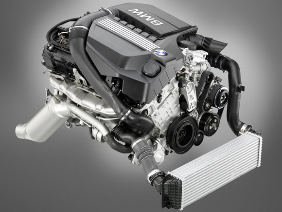 BMW N55 Engine