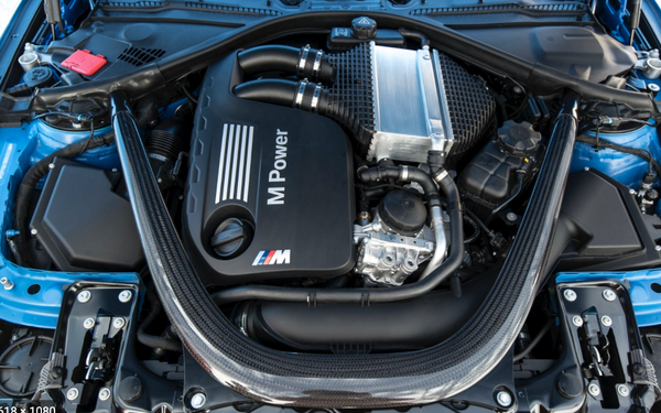 BMW S55 G-1000 ENGINE