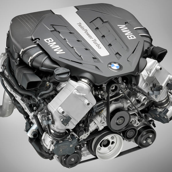 BMW N63 / N63TU Engine
