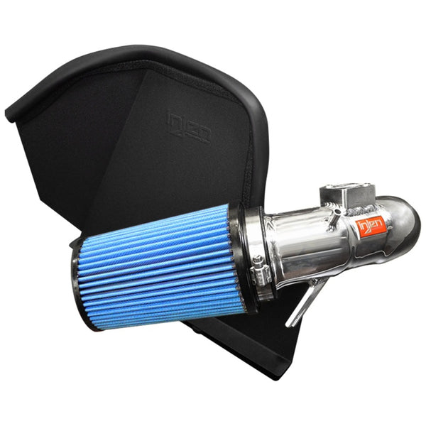 Injen 16-18 BMW 330i B48 2.0L (t) Polished Cold Air Intake