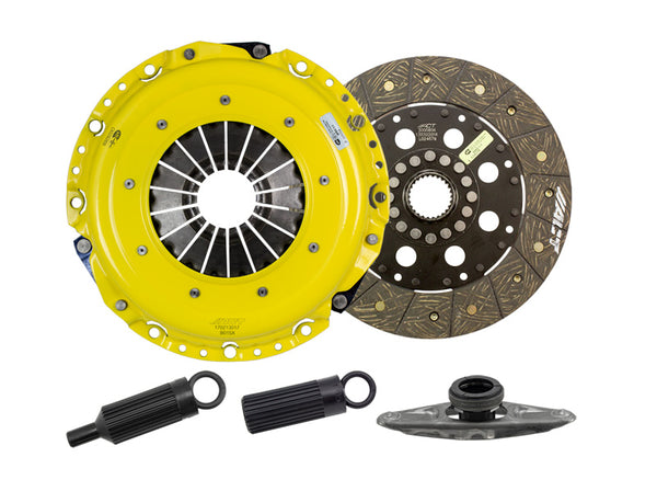 ACT 2007 BMW 135/335/535/435/Z4 HD/Perf Street Rigid Clutch Kit