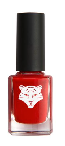 All Tigers - Natural & vegan nail lacquer RED 298 'HIT IT BIG'