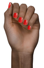 Load image into Gallery viewer, All Tigers - Natural & vegan nail lacquer RED 298 'HIT IT BIG'