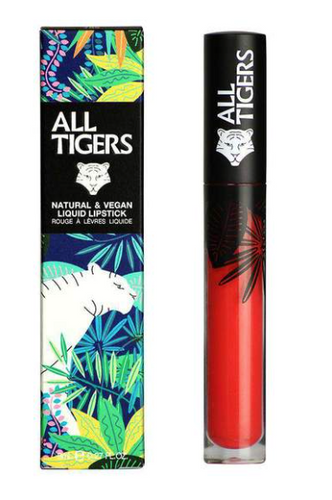 All Tigers - Matte lipstick 784 PINK CORAL 'LEAD THE GAME'