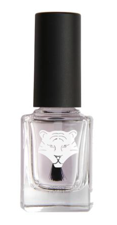 All Tigers - Natural & vegan nail lacquer 2-in-1 BASE + TOP COAT 190 'PUNCH THE AIR'