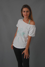 Load image into Gallery viewer, Pur'Nam White dreams come true - Women T-shirt