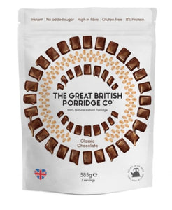 The Great British Porridge - Classic Chocolate 385g