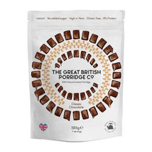 Load image into Gallery viewer, The Great British Porridge - Classic Chocolate 385g