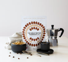 Load image into Gallery viewer, The Great British Porridge - Caffe Latte 60g Cup