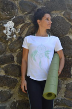 Load image into Gallery viewer, Pur'Nam Green dreams come true - Women T-shirt