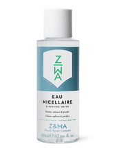 Load image into Gallery viewer, Cleansing Water/Eau Micellaire Z&MA 110ml